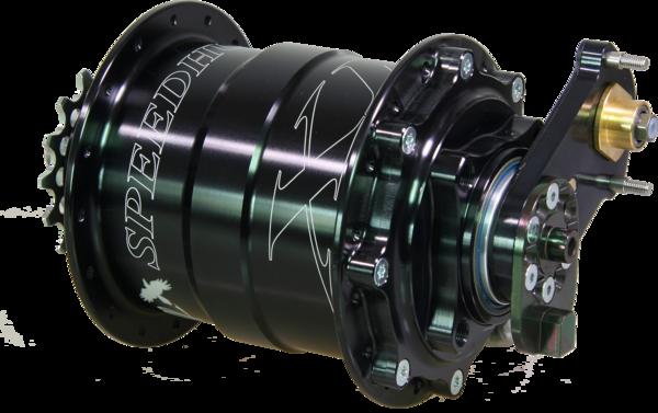 ローロフ スピードハブ 500/14 CC/TS DB XL ファットバイク用