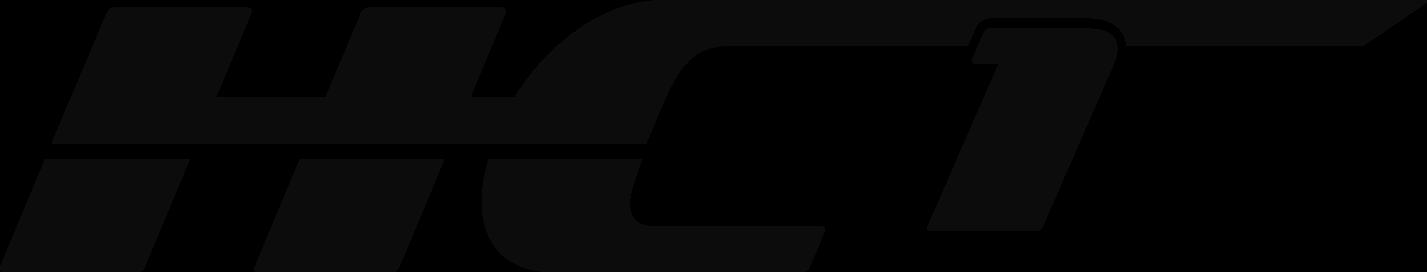 HC1ラジアルマスターロゴ